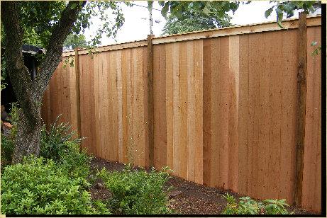 Mill Cut Cedar Fence Options Page 3